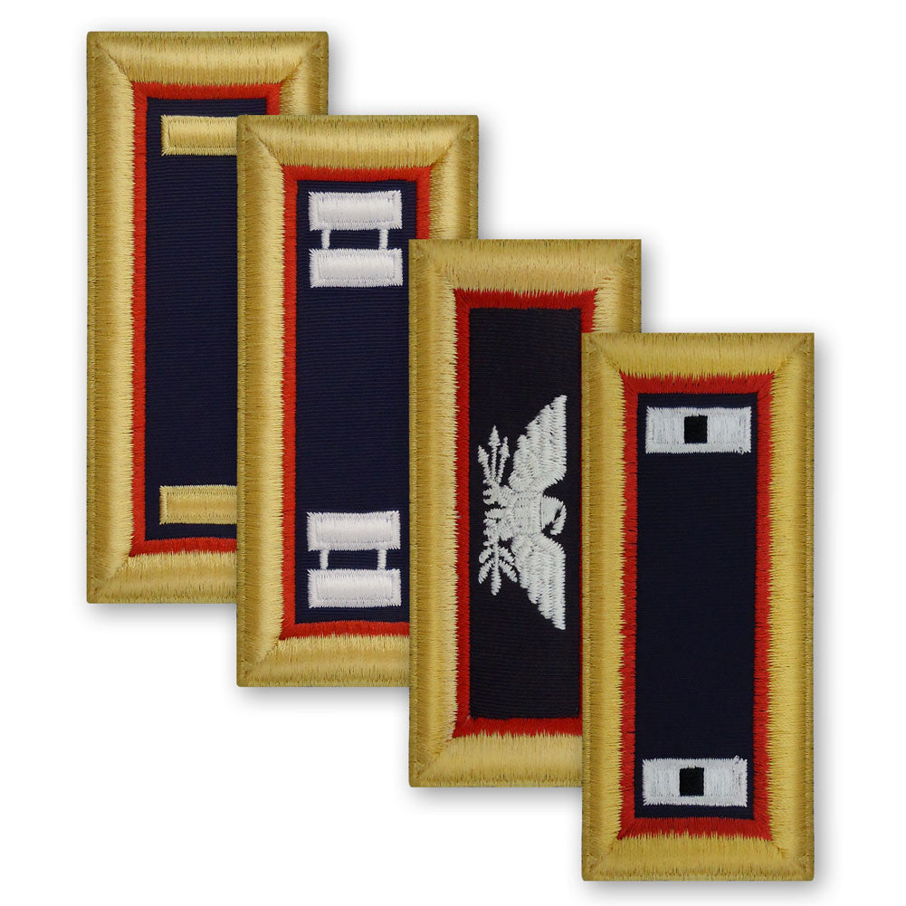 Army Male Shoulder Boards - Adjutant General