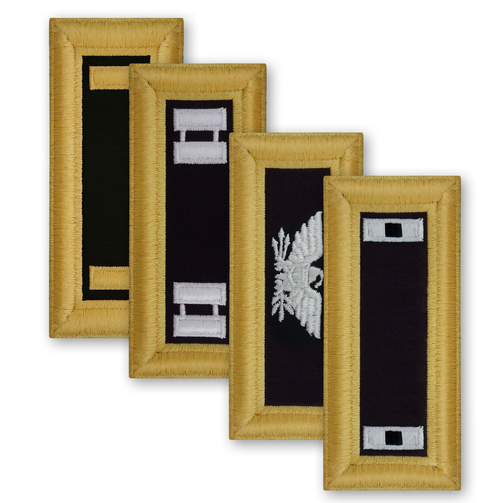 Army Female Shoulder Boards - Chaplain