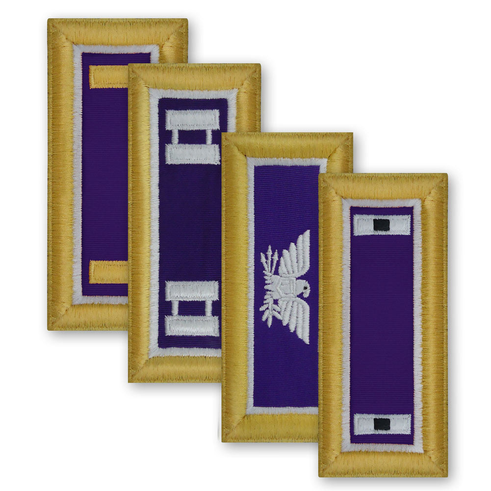 Army Male Shoulder Boards - Civil Affairs