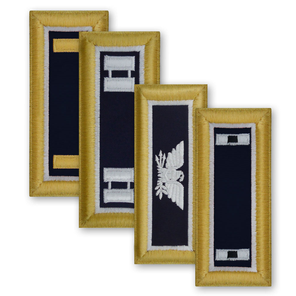 Army Female Shoulder Boards - Judge Advocate