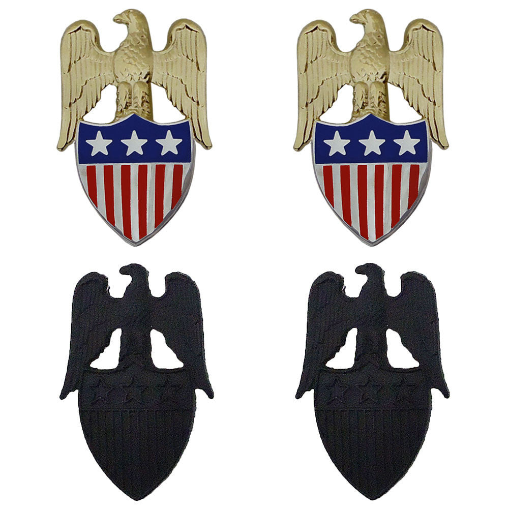 Army Aide to Lieutenant General Insignias