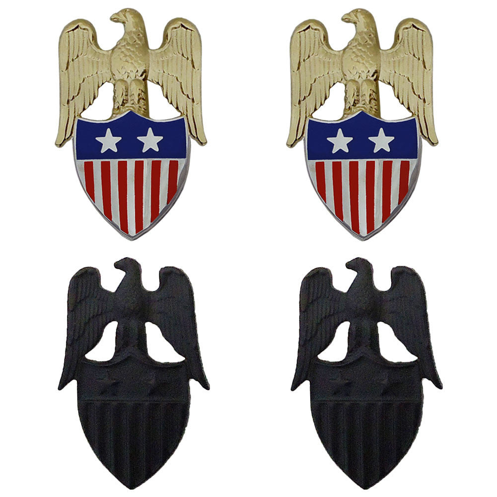 Army Aide to Major General Insignias