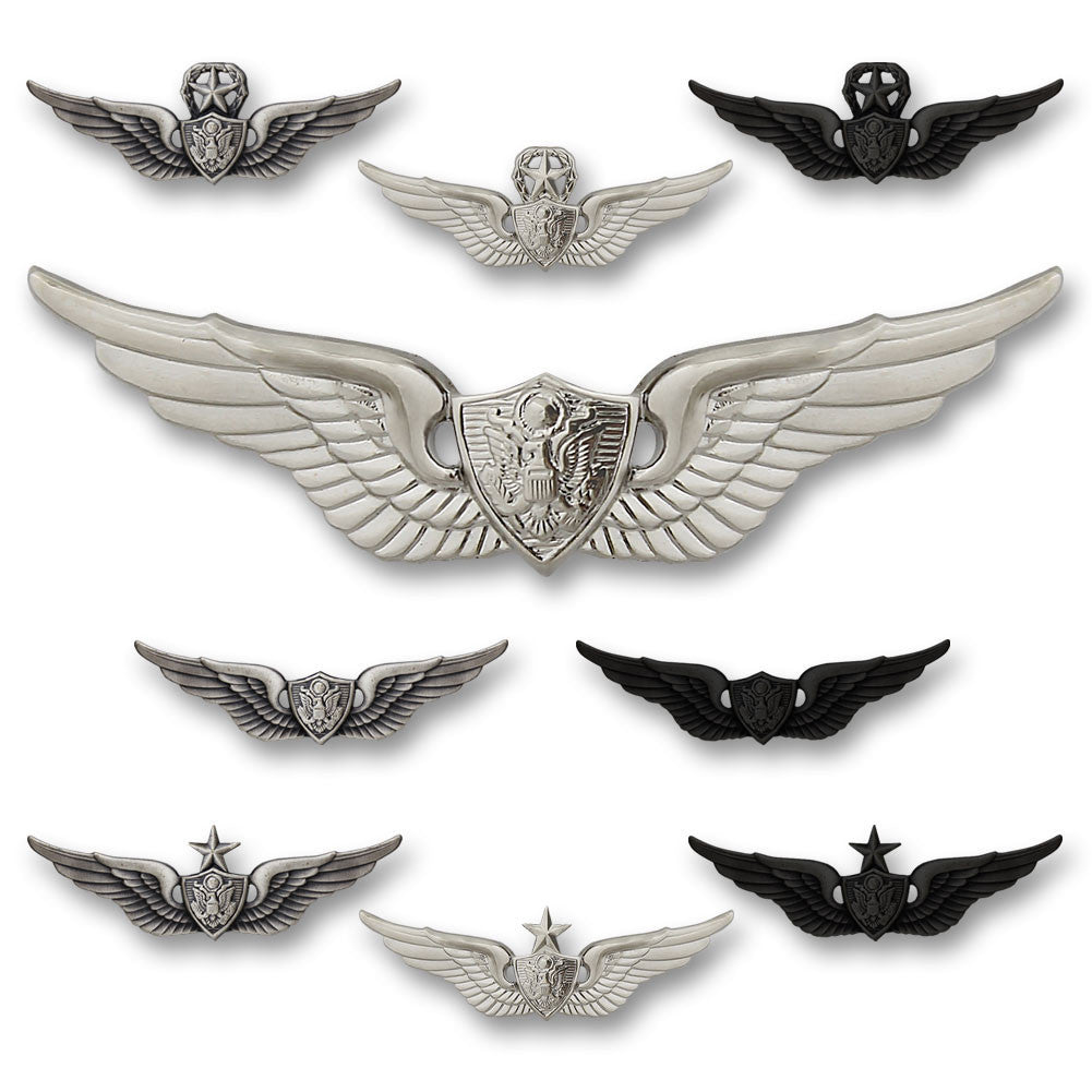 Army Aviation (Aircraft Crewman) Badges