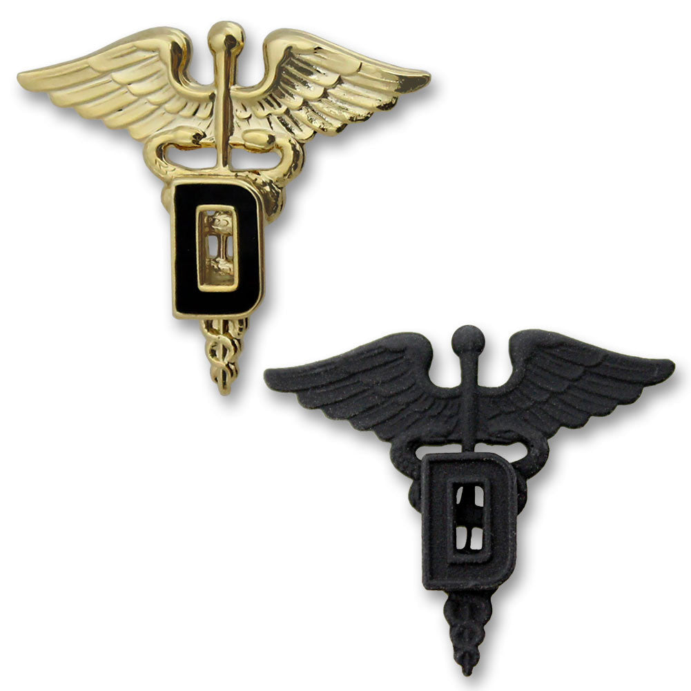 Army Dental Branch Insignia - Officer