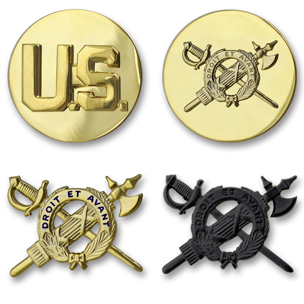 Army Inspector General Branch Insignia - Officer and Enlisted