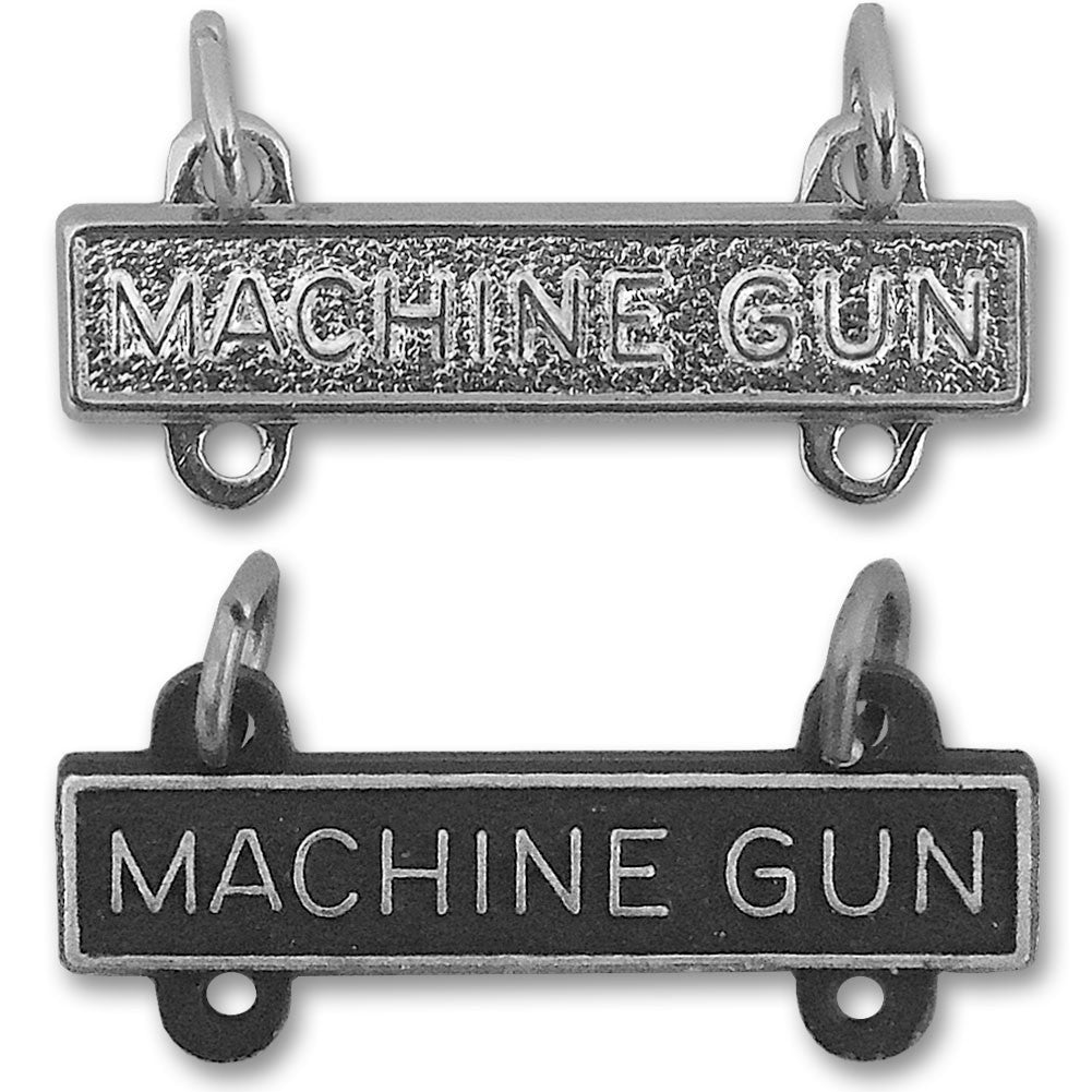 Machine Gun Bars