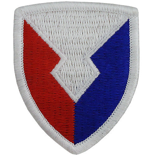 Army Materiel Command Class A Patch
