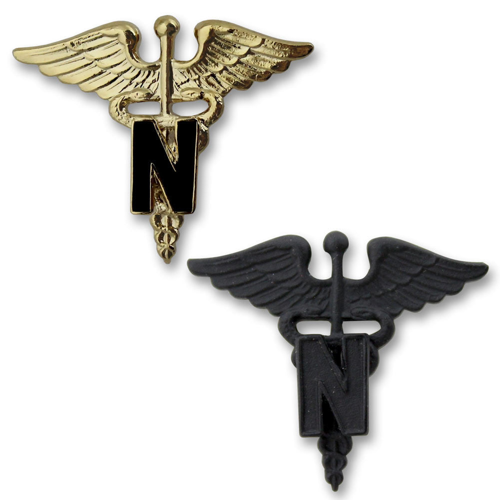 Army Nurse Branch Insignia - Officer