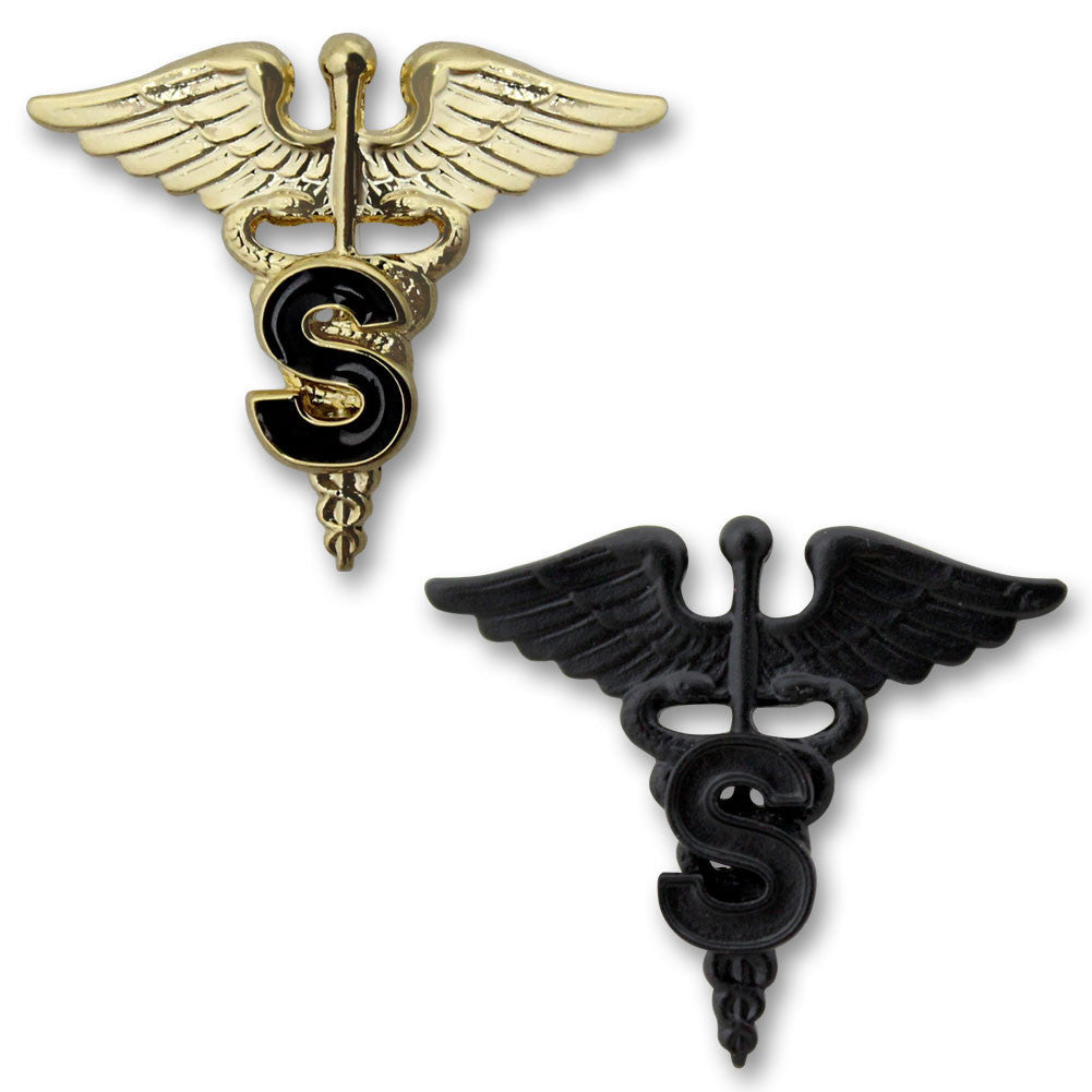 Army Medical Specialist Branch Insignia - Officer