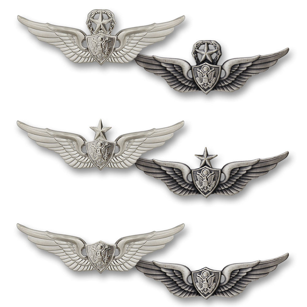 Army Miniature Aviation (Aircraft Crewman) Badge