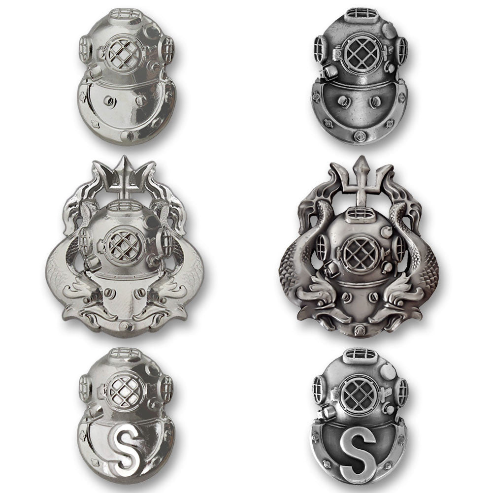 Army Miniature Diver Badges