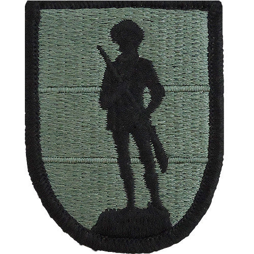 Army National Guard School ACU Patch
