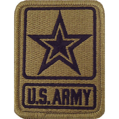 Army of One Star MultiCam (OCP) Patch