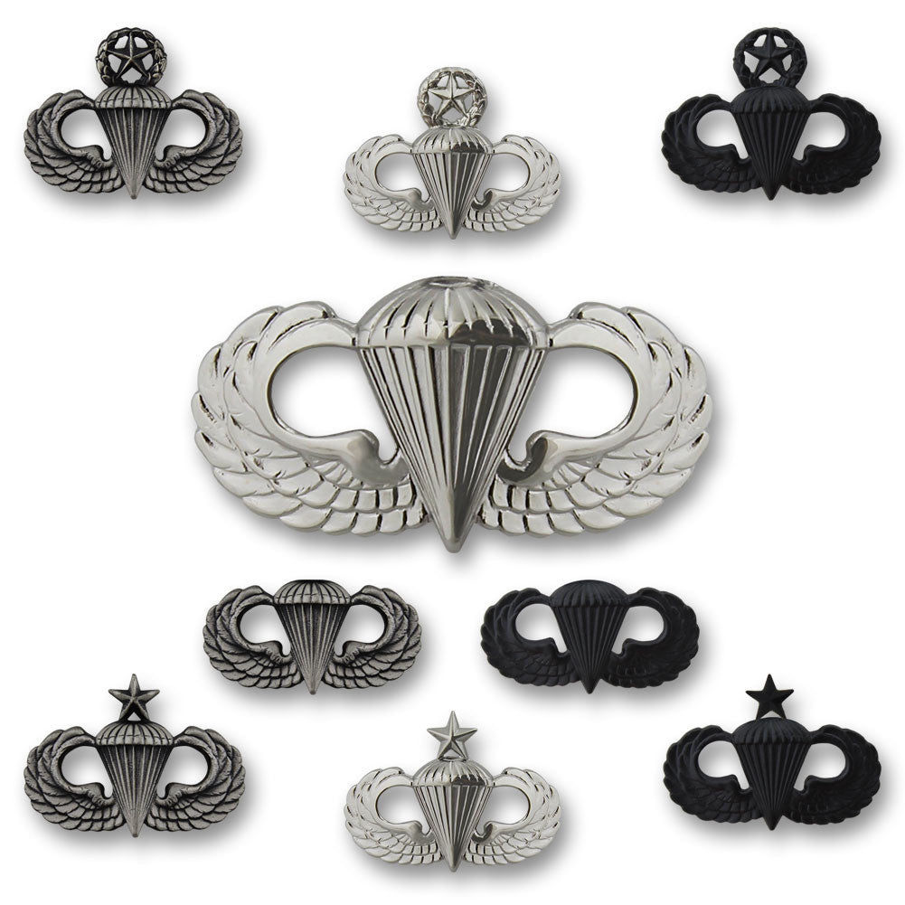 Army Parachutist Badges
