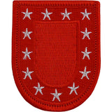 Army - Red Beret Flash