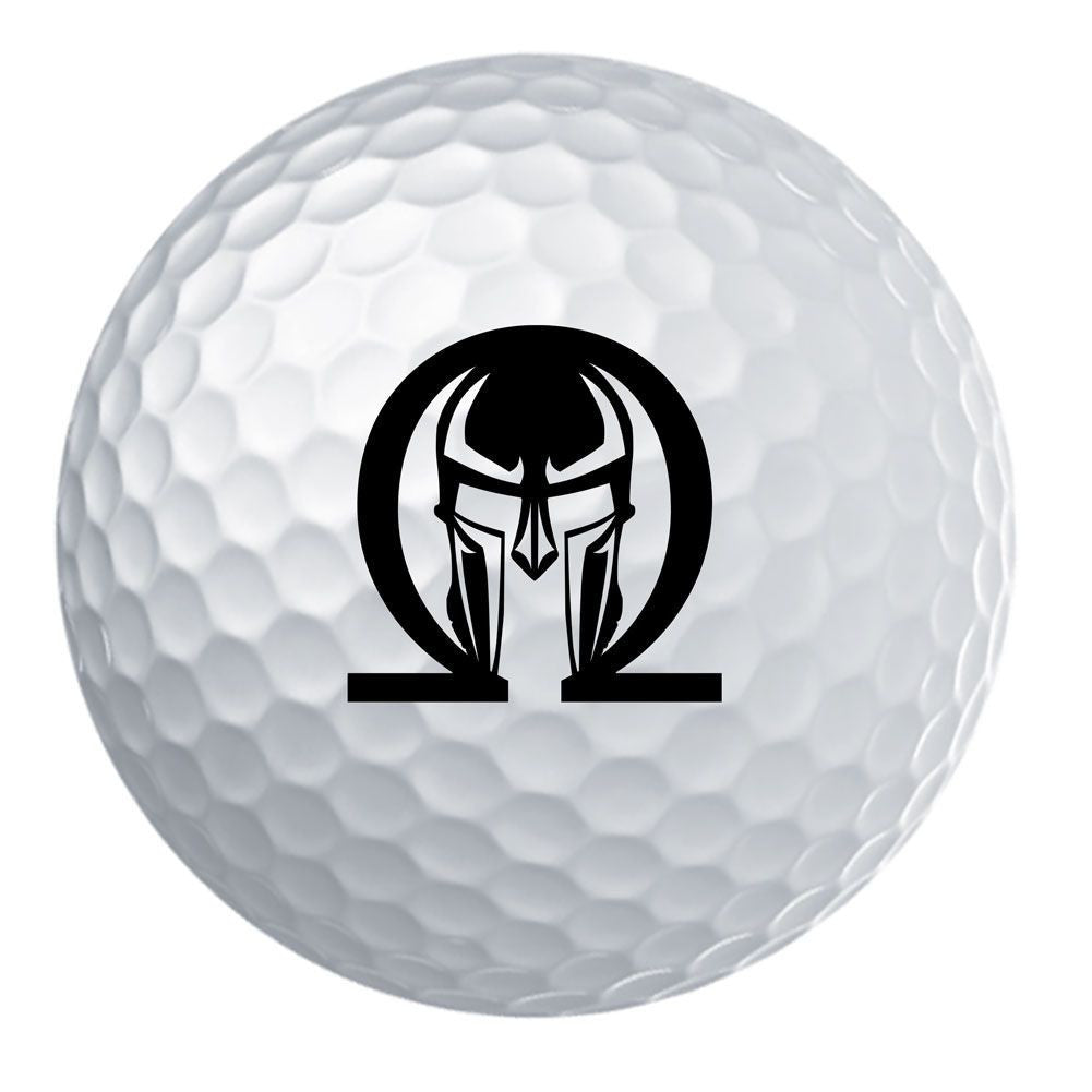 Molon Labe Discreet Golf Ball Set