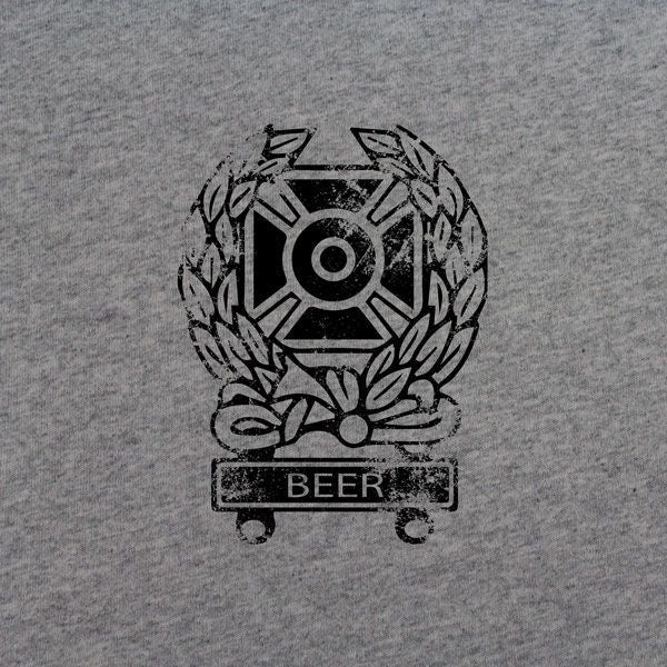 Army Expert Qualification Beer Bar T-Shirt