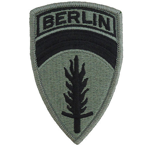 Berlin Command ACU Patch