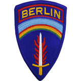 Berlin Command Class A Patch
