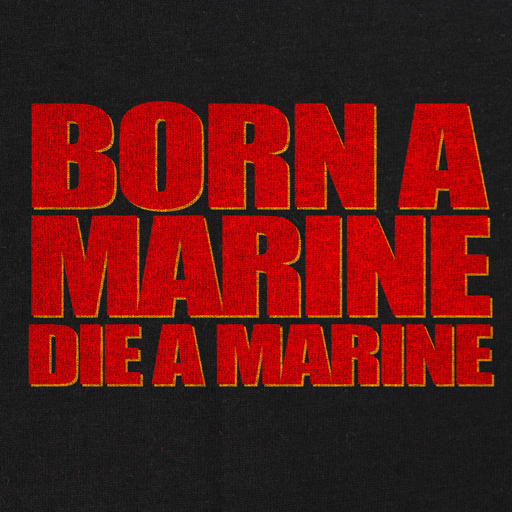 Born a Marine T-Shirt