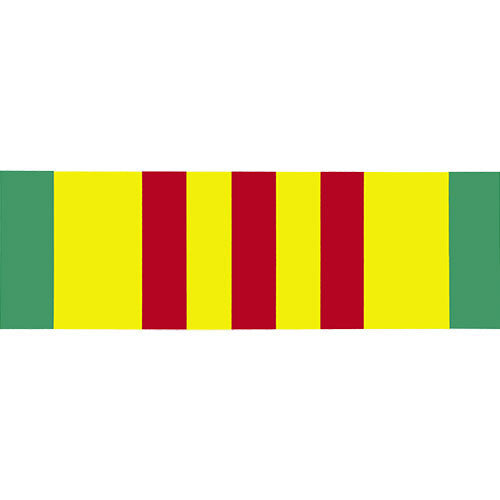 Vietnam Service Ribbon Bumper Sticker