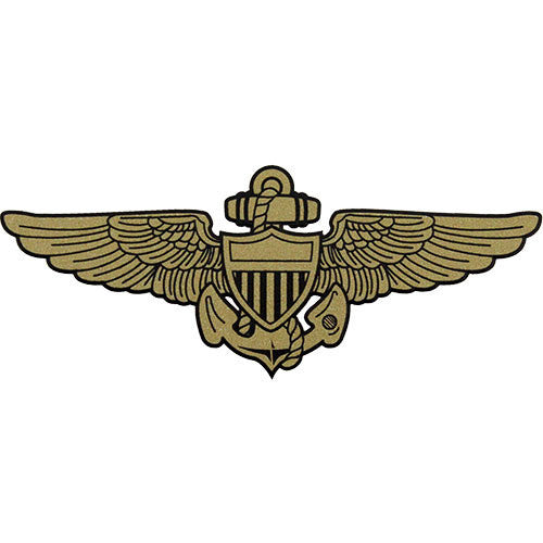 Navy Aviator Small Decal