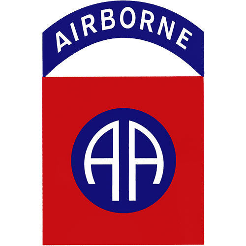 Airborne Clear Decal