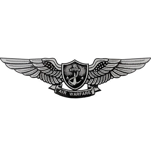 Air Warfare 6 Inch Clear Decal