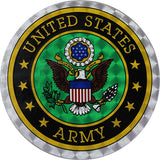U.S. Army 3 Inch Prism Decal