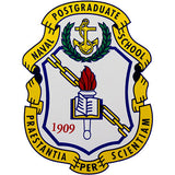 Navy Postgraduate School (NPS) Decal