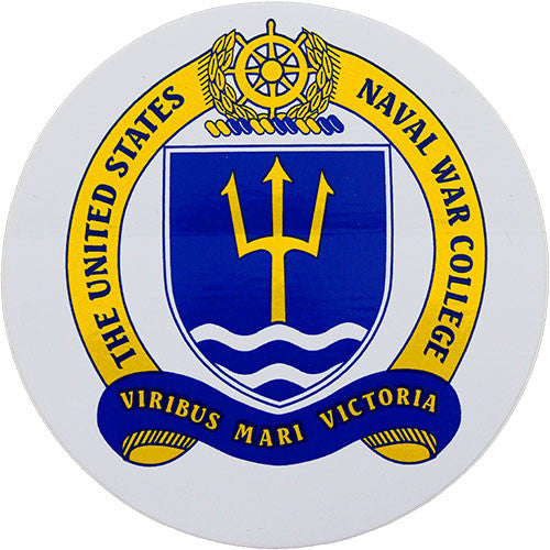Naval War College 3 Inch Decal