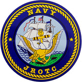 Navy JROTC Decal