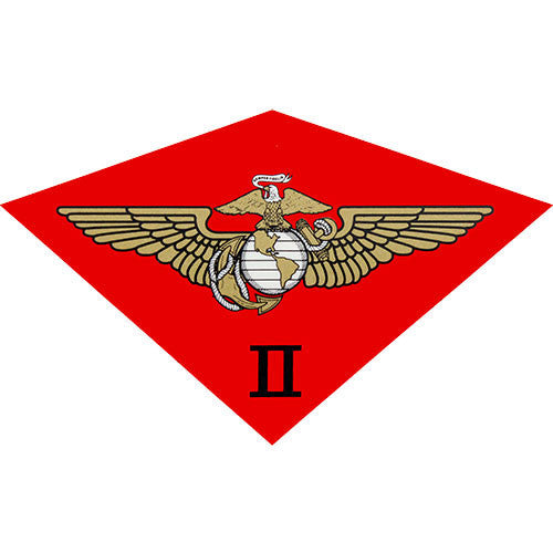 2nd Marine Air Wing Clear Decal