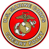 Cherry Point Clear Decal