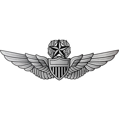 Army Master Aviator Decal
