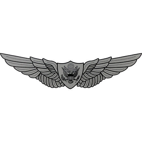 Army Aircrew Wing Decal