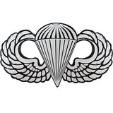 Army Basic Para Wing Large Decal