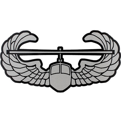 Air Assault Clear Decal