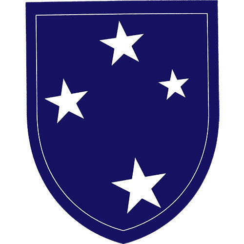 23rd Infantry Division Sticker
