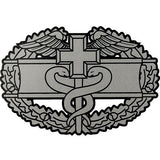 Combat Medical Badge Clear Decal