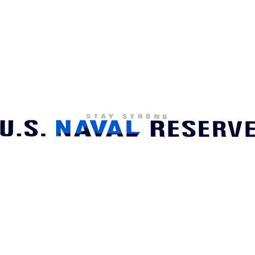 U.S. Naval Reserve Clear Window Strip