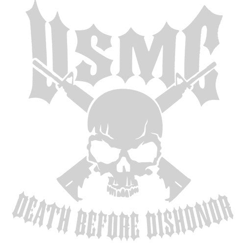 USMC Death Before Dishonor 12