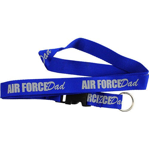 Air Force Dad Lanyard