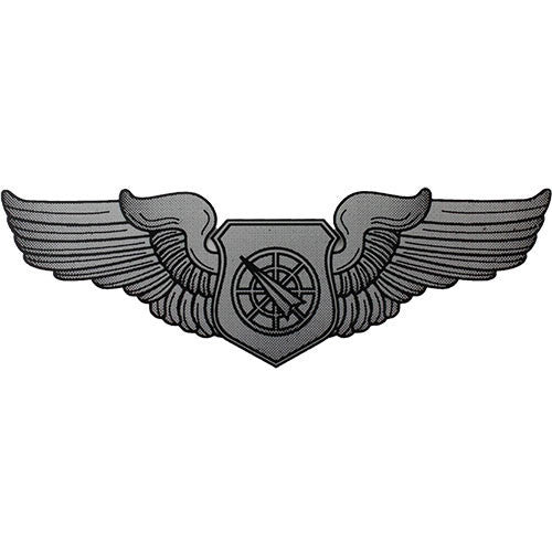 Battle Manager Badge Clear Decal