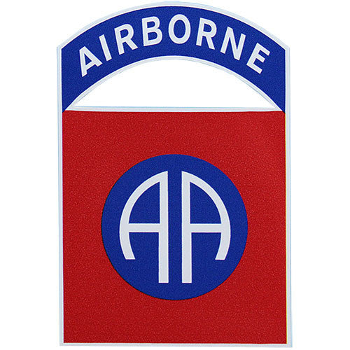 82nd Airborne Division Vinyl Decal