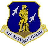 Air National Guard Logo Decal