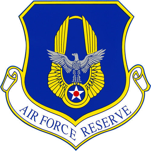 Air Force Reserve Decal