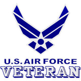 Air Force Veteran With Wing 3.5