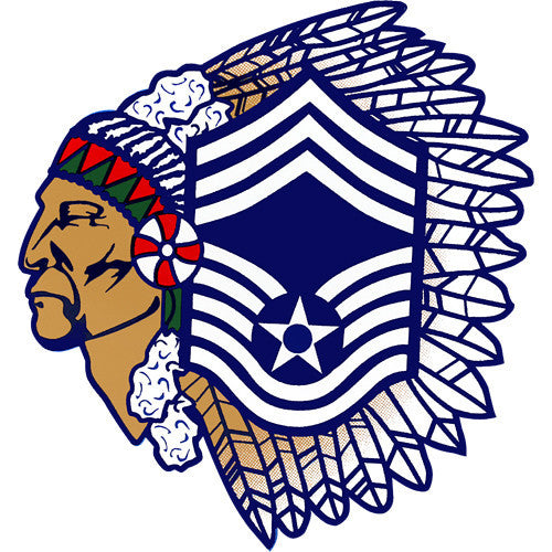 Air Force Master Sergeant Chief 3.5