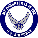 My Daughter Is In The U.S Air Force 3.5